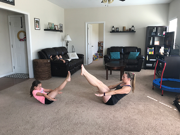 A day in the life of a fit mom: Shannon Dombkowski