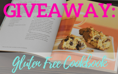 GIVEAWAY: the Gluten-Free Almond Flour cookbook