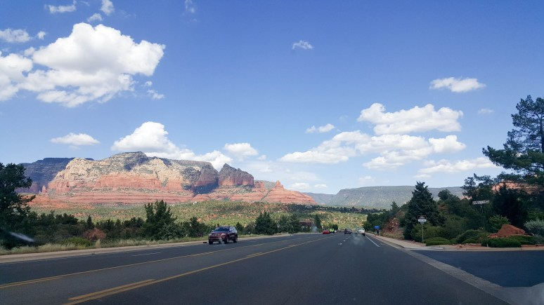 roadtrip to sedona