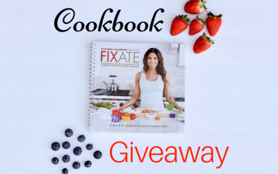My Go To Meal + FIXATE Cookbook Giveaway
