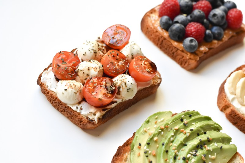 canyon bakehouse toast ideas