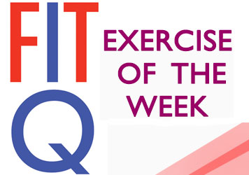 exercise of the week