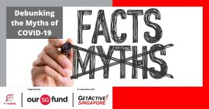 Myths of COVID-19 debunked