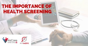 The importance of health screening
