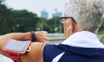 What is the ideal heart rate when running?