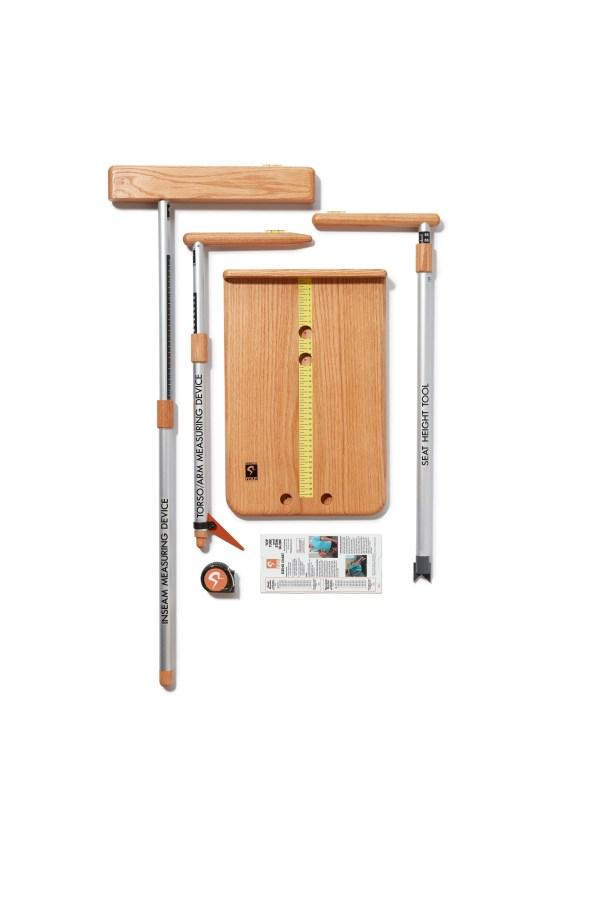 Fit Kit no tool rack