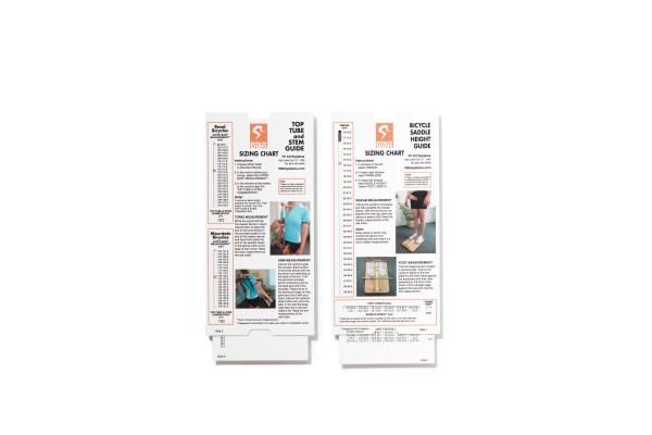 Fit Kit slide chart both sides