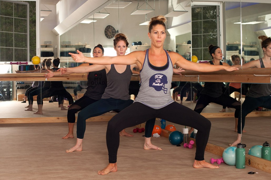 Fit Barre at Fit Lab in Gig Harbor Washington