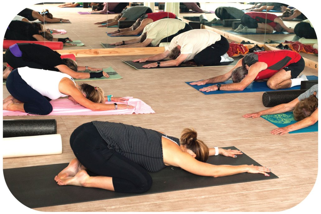 Gentle Flow Restorative Yoga Classes at Fit Lab in Gig Harbor