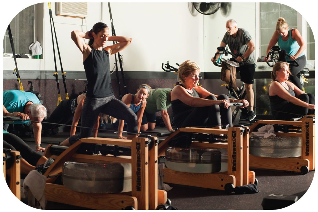 Group Fitness Classes at FitLab in Gig Harbor