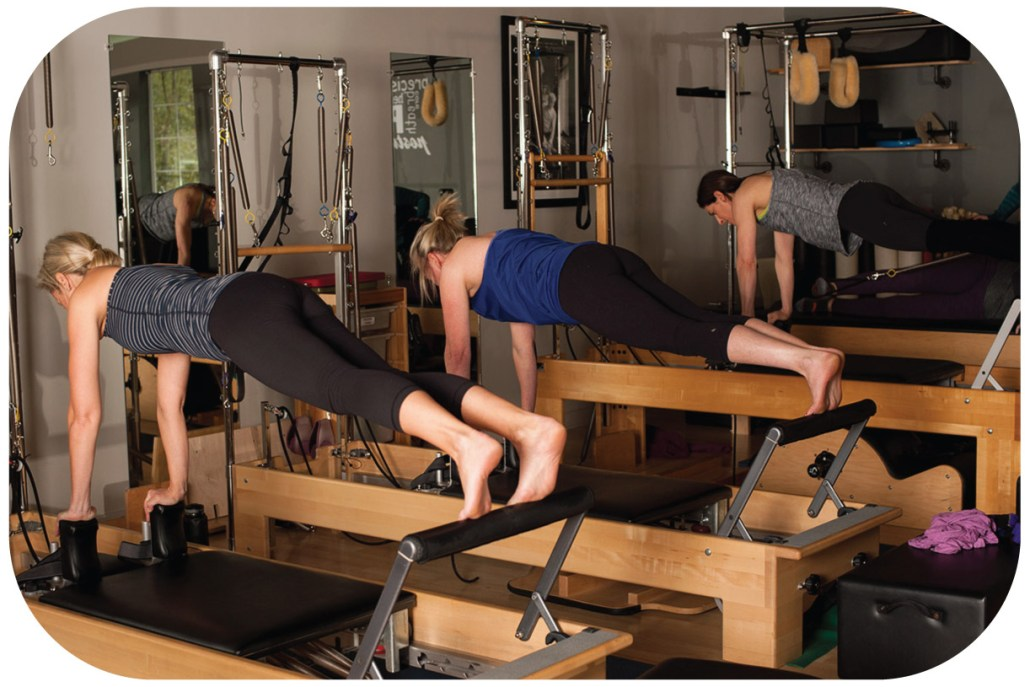 Group Reformer Classes at Fit Lab in Gig Harbor Washington