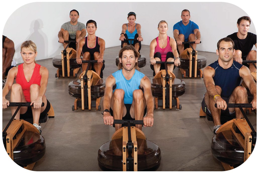 Row & Tone Classes at FitLab in Gig Harbor Washington