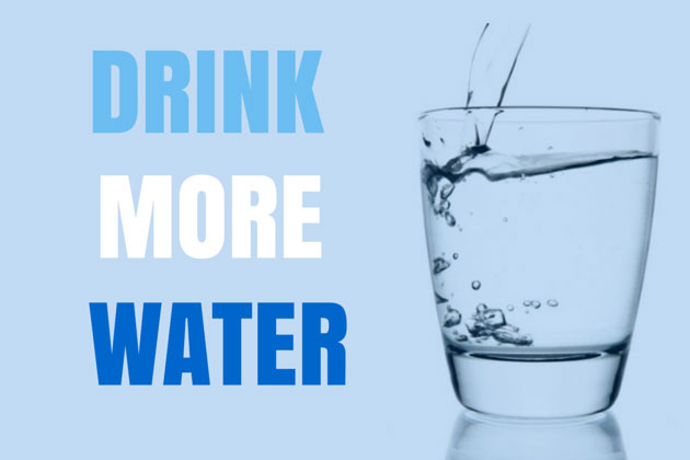 Image of drink water