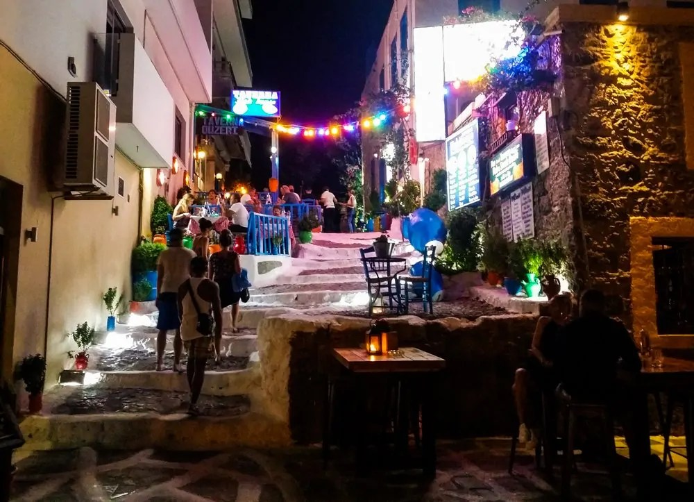 Kos Greece street view