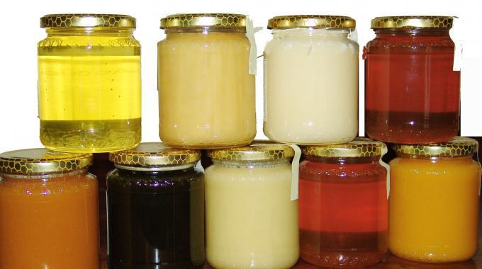 Miele di Biancospino - Vari tipi di miele