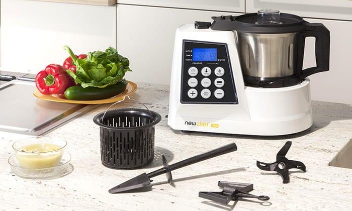 Arte culinaria itaiana - Robot da cucina