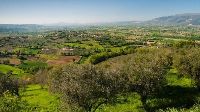 Visita in Umbria - Cuore verde d'Italia