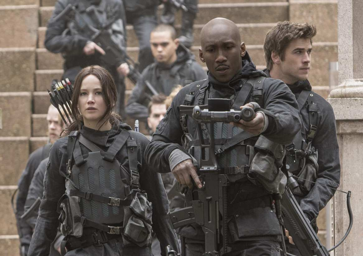 Hunger Games: immagine dal film