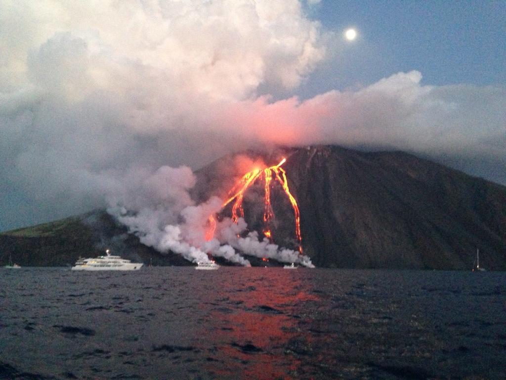 Isole della Sicilia - Stromboli