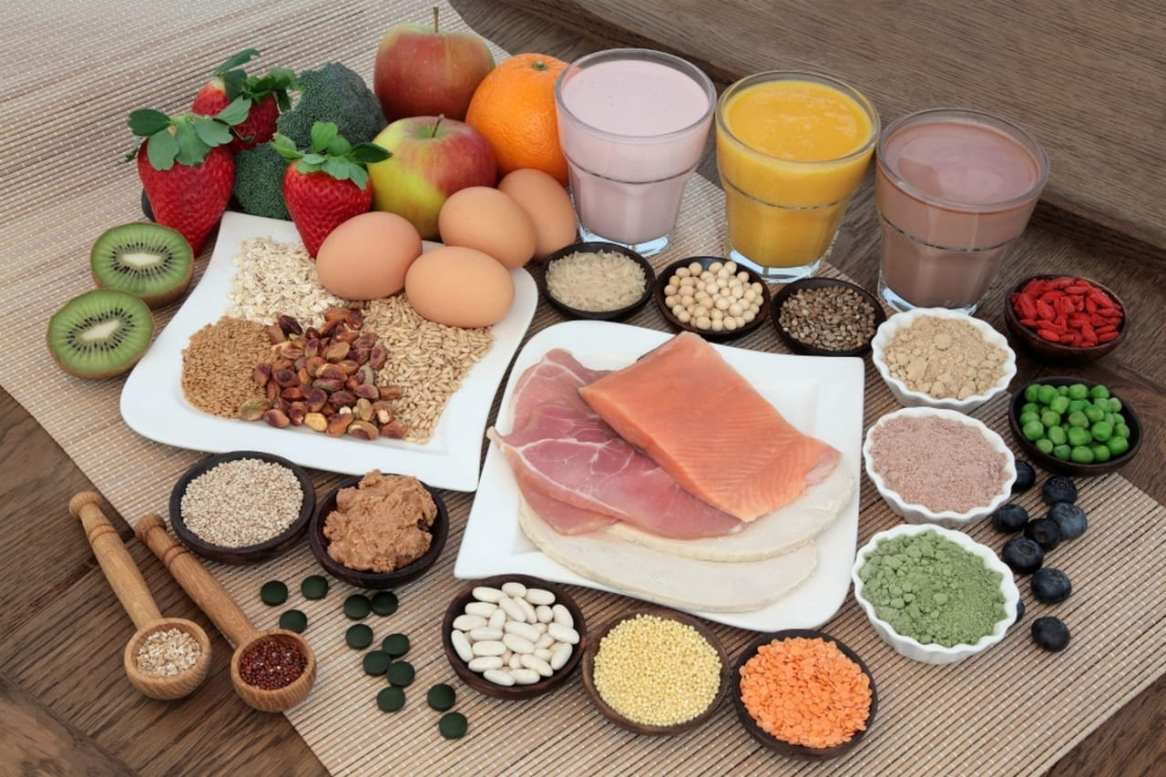 dieta a base di proteine animalis