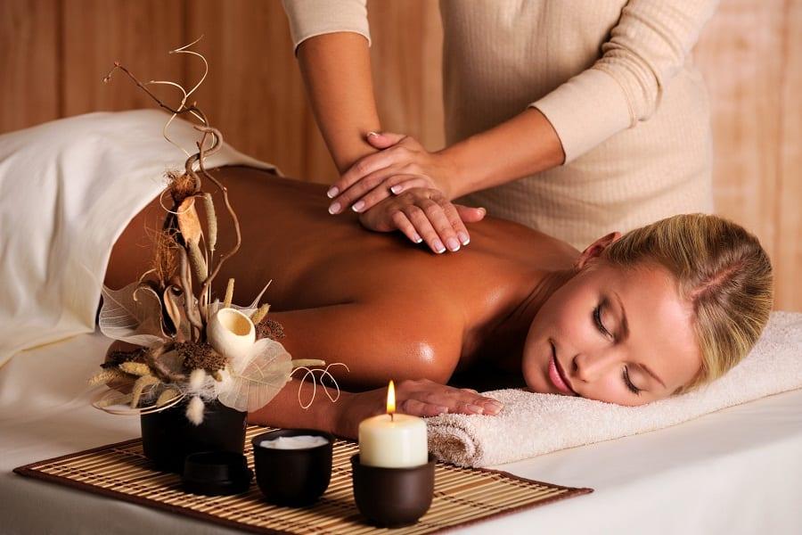 Oli essenziali - Massaggi