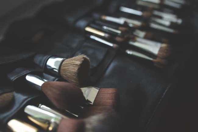 scegliere i pennelli per il trucco
