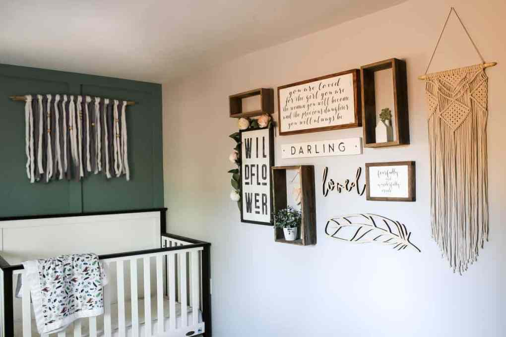 Baby nursery themes by Making Manzanita