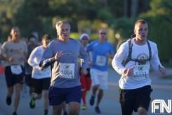 tired men running