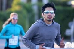 cool guy running