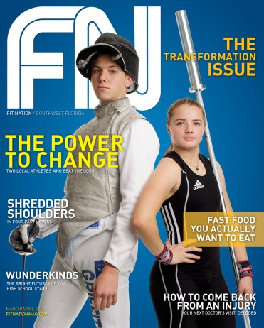 FN Magazine Cover