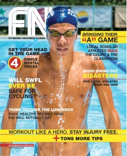 Fit Nation Magazine Cover Sep