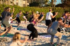 Fit Nation Sunset Yoga