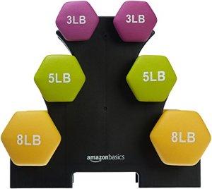Set of Dumbbells Neoprene