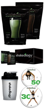 Shakeology for health