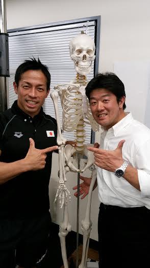 岡田先生&大久保