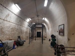 Bunker gym FSR Fitness reparatie