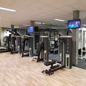 FSR Fitness reparatie