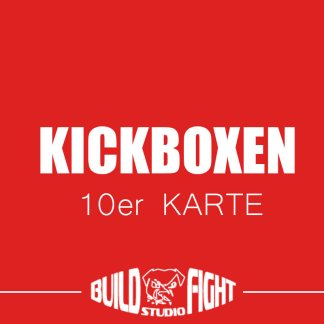 kickboxen training 10er-karte