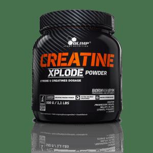 Creatine Xplode - Olimp - 500gr - Orange