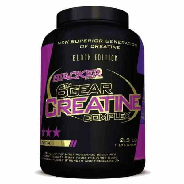 Stacker - 6th Gear Creatine Complex