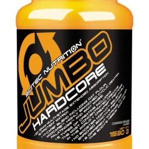 Scitec Nutrition - Jumbo Hardcore (Banana/Yoghurt - 1530 gram)