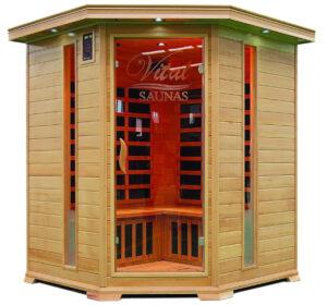 infrared sauna, sána,