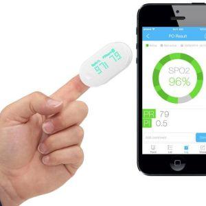 قياس النبض والاكسجين