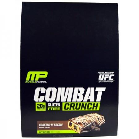 Combat Crunch Cookies 'N' Cream