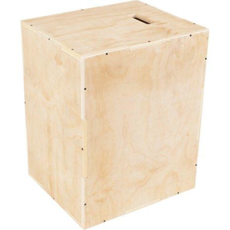 صندوق القفز Plyometrics Box