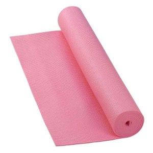 فرشة تمارين رياضية وردية Pink Yoga Mat for Training