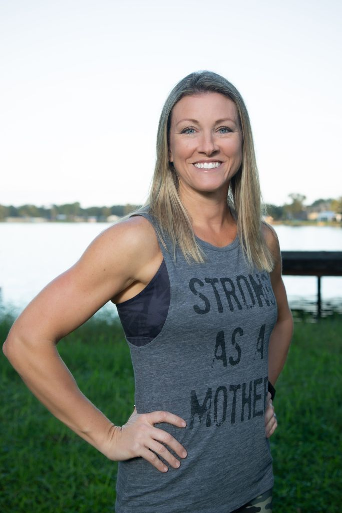 Strong as a Mother-Barb Ladimir- Fitness320- Land O Lakes FL