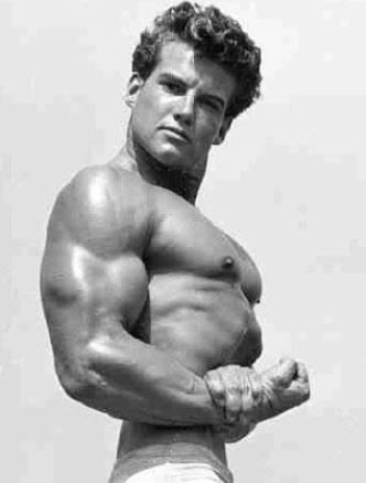 Steve Reeves workout