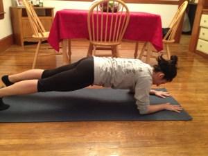 Elbow Plank
