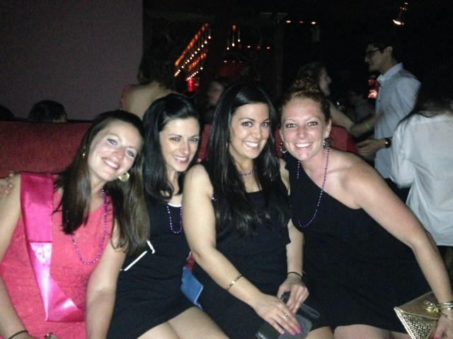 Slesh's NYC Bachelorette: The Delancey